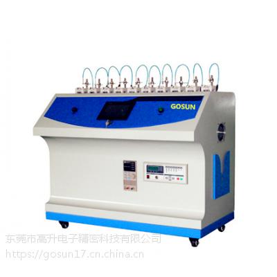 供应广东DELTA突跳式温控器寿命性能测试台 GB14536.1-2008