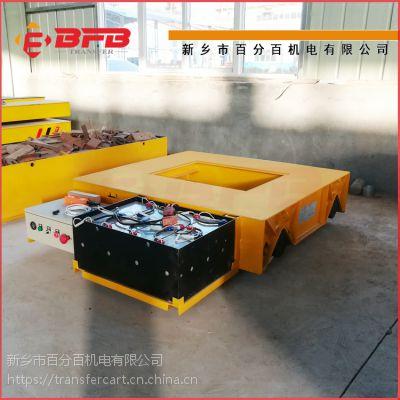可定制KPX系列蓄电池供电式轨道平板车 电瓶自卸车 平面运输车