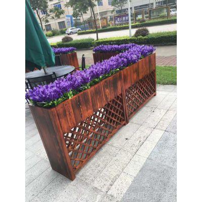 供应品旺实木结构花箱FX-025