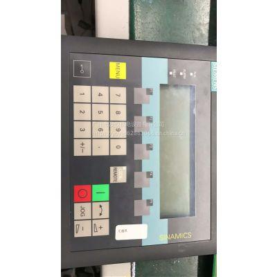 维修西门子KTP400 6AV6647-0AA11-3AX0触摸屏开机无法进入程序