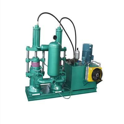 中拓ZTYB-200液压不锈钢泥浆泵用于环保污水处理