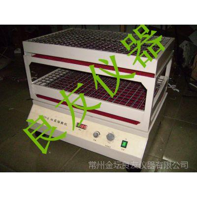 HY-6双层振荡摇瓶机 双层弹簧摇瓶 振荡器厂家