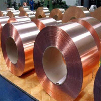 铜材价格中电投先融期货