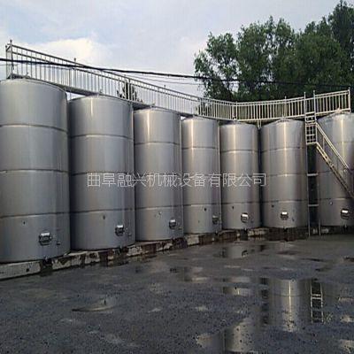 304储罐价格 立式不锈钢储存容器 融兴