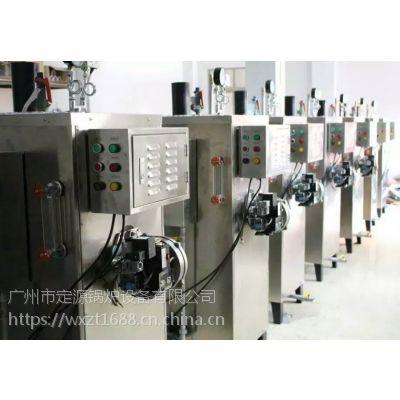 燃天然气锅炉,免报装燃气锅炉,100KG蒸发量节能型蒸汽发生器