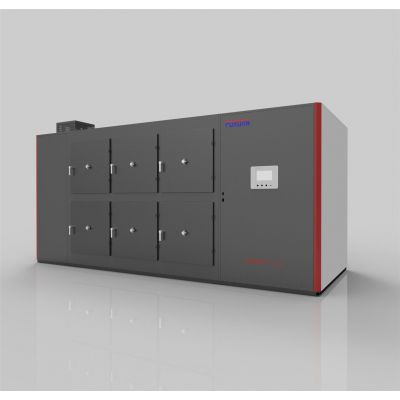 DELTA仪器塑胶跑道VOC环境试验箱,塑胶跑道有害物质检测试验舱