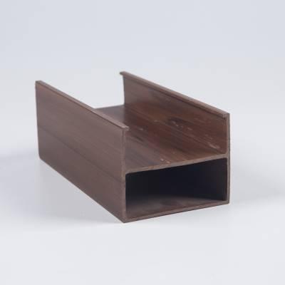 生态木长城板的木纹理效果怎么样?欧博润生态木批发