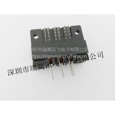 瑞高讯飞RFPC-MW3D24P电源连接器PCB板运用