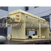 市政污泥烘干-KJG60m2桨叶干燥机发往客户厂家