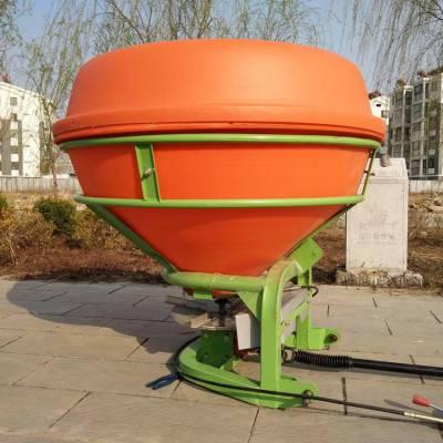 供应复合肥抛洒机 加厚聚乙烯抗风化撒肥机 拖拉机传动轴带施肥器