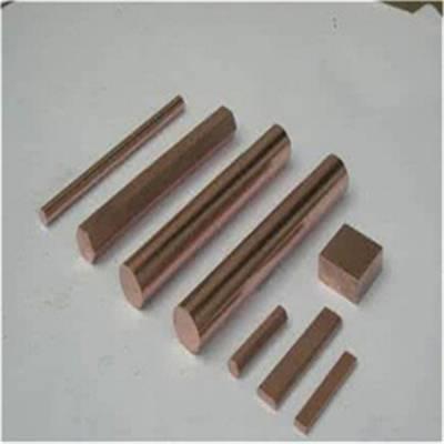 国标磷铜棒 QSN7-0.2精密磷青铜棒耐磨性好