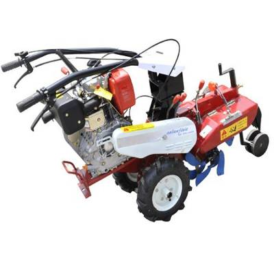 小型大蔥上土機 柴油汽油圍蔥封溝機 186柴油多功能開溝培土機