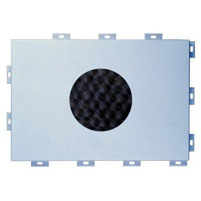 金属隔音材料铝蜂窝板,复合铝蜂窝板图片