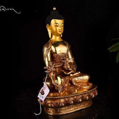 尼泊尔手工佛像制造生产 诚信为本  成都金藏贲巴文化传播供应