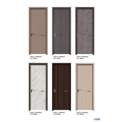 红树林免漆门 生态门 整套门实木门哑口套免漆生态门实木生态门