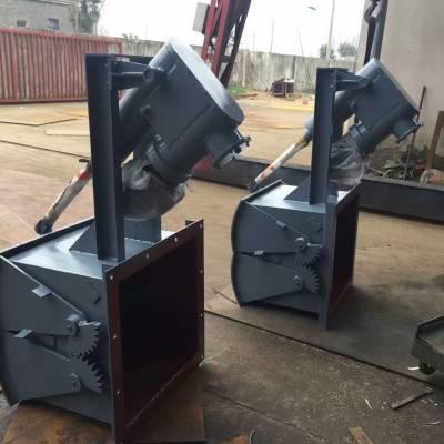 电液动推杆腭式闸门/DZE-80/开口800*800/DYT1750-440/2.2