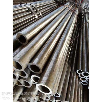 厂家供应40CR精密无缝管 高精密油缸专用管 山东聊城碳钢无缝管厂