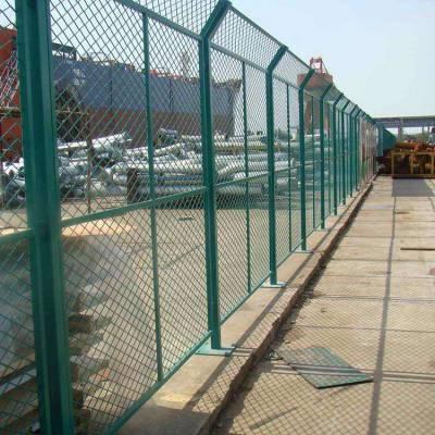 绿园区国界铁丝网-花园隔离栅-护栏网公路