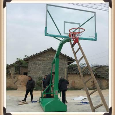 莱芜 篮球架 可升降篮球架 小学篮球架加粗加厚