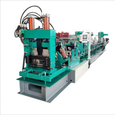 彩钢压瓦机全自动c型钢设备厂 C型钢设备批发 C型钢机械