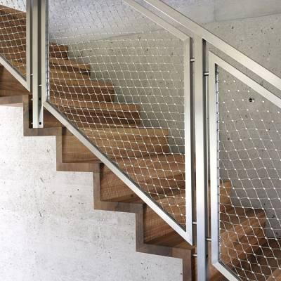 沁源二楼 水泥防掉网 不锈钢防掉网