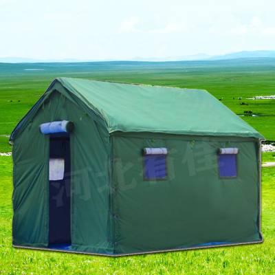 绿帆布帐篷 单层帐篷 棉帐篷 户外帐篷规格 2*3米帐篷 工地用帐蓬 营地帐篷公司 训练帐篷