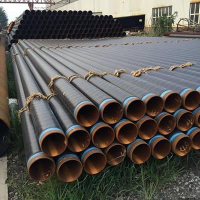 佛山现货***螺旋钢管 内外防蚀螺旋钢管 定制大小口径厚壁螺旋管