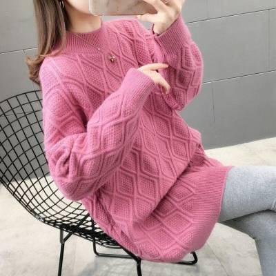 便宜女装毛衣杂款针织衫库存毛衣批发女式毛衣清货2-5元以下