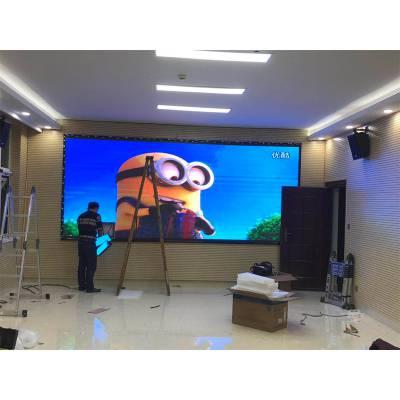p5p6室内外led全彩屏陕西厂家 高清画面显示户外全彩显示屏