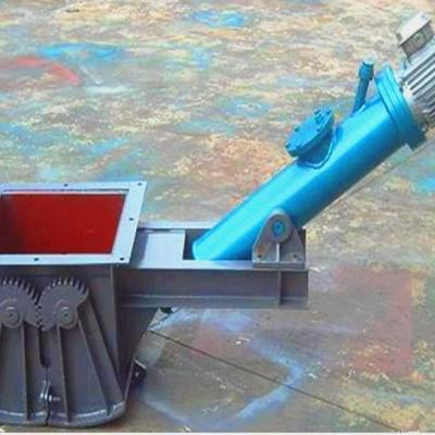 济宁安源 装车闸门 电液动颚式闸门 DEZ-500电液动鄂式放料阀