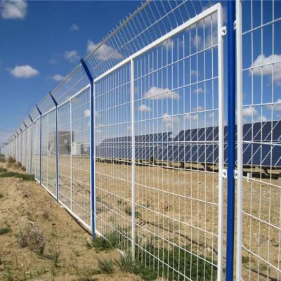 阜康市定做铁丝网-隔离安全栅厂家-仓库铁丝网围栏