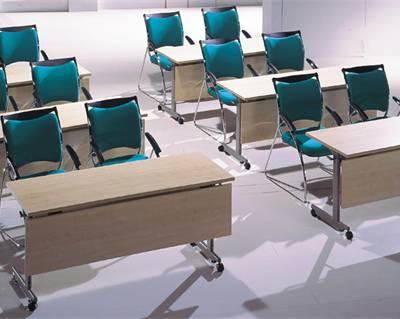 钢制培训桌定做-天津钢制培训桌-天津润东办公家具
