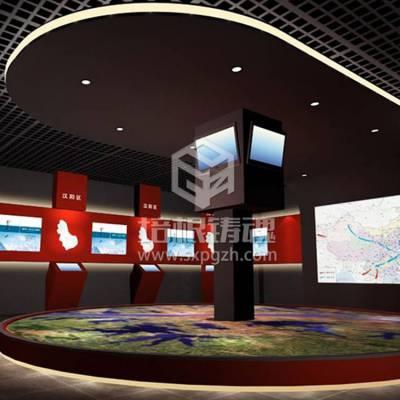 虚拟现实禁毒教育主题展馆设计公司