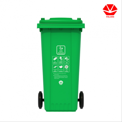 湘西州环卫塑料垃圾桶湖南供货厂家