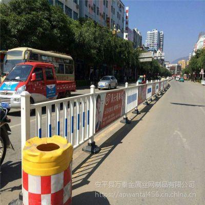 锌钢公路护栏 公路护栏价格 道路中央围网