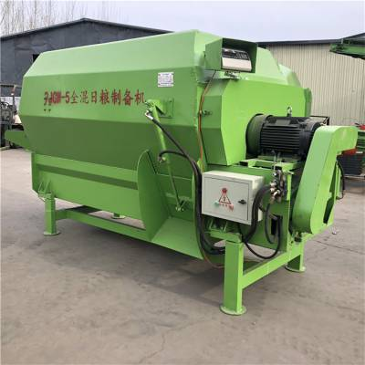 定制款大容量TMR搅拌机 养殖场混料机质保一年