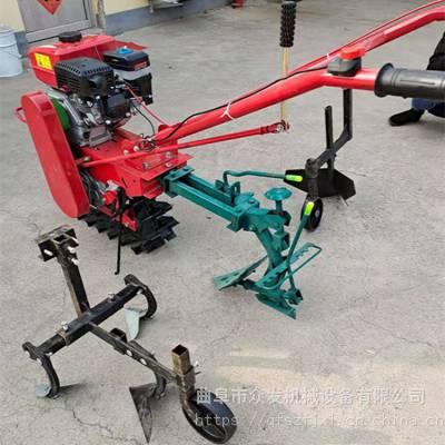 多用途果园耕地机 小型汽油开沟机 农业机械
