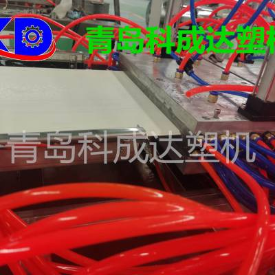 供应SJSZ65/132PVC 幕墙附框/木塑门窗附框生产设备 青岛科成达塑机