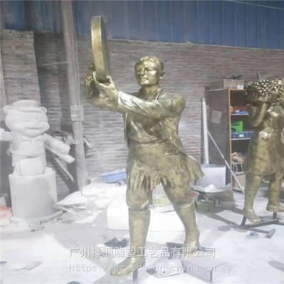 英雄纪念人物雕塑 铸铜人物雕塑 大量出售 祥顺雕塑