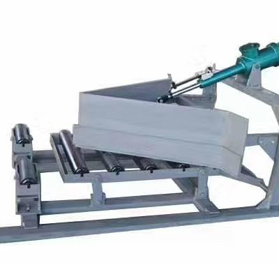 直销(单 )双侧电动犁式卸料器  DYTN电液动可变槽角犁式卸料器