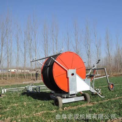 大面积农田自动化灌溉机 自动化浇地机械设备 50-180型自动灌溉机价格