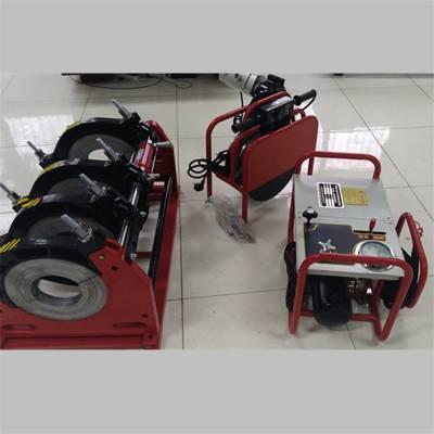 四川pe管焊机 电熔焊机 2500电熔 租赁315全自动