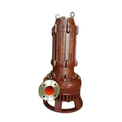 潜水吸沙泵NSQ100-25-22 渣浆泵矿用 吸沙泵6寸 矿渣排送泵河北安工