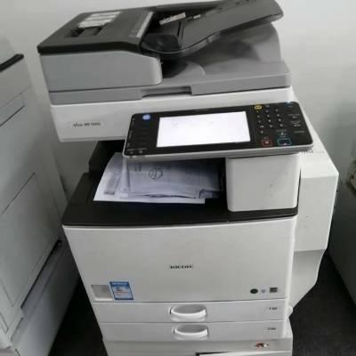 金山彩色黑白复印机租赁 当天送货安装 无押金
