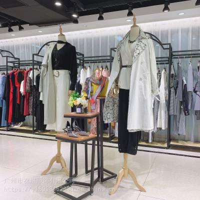 欧美原创设计师女装品牌欧引新款撤柜女装尾货货源供应商