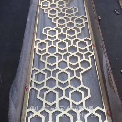 不锈钢装饰花格优势,装饰不锈钢隔断