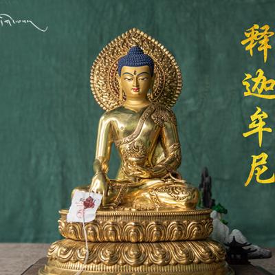 文殊菩萨佛像值多少钱 抱诚守真  成都金藏贲巴文化传播供应