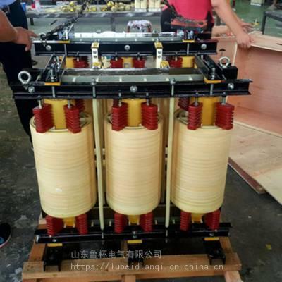 山东鲁杯DASDK-1000A-EISA-0.007mH出线电抗器降低电机的绝缘材料的温升