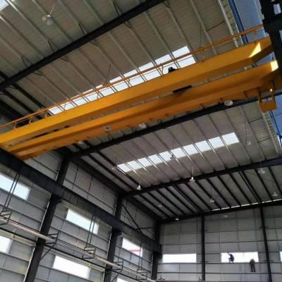 电动葫芦起重机废料厂10吨天车地操遥控天吊厂家