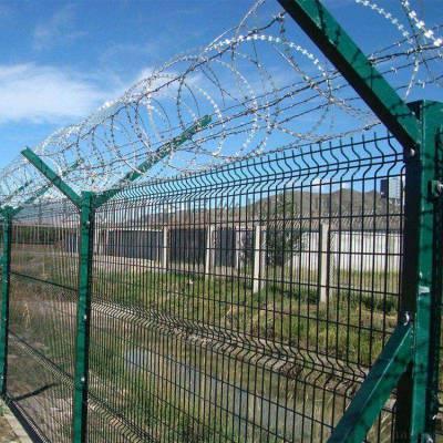 定做公路护栏网道路施工 高速 隔离围网围栏高速公路基坑护栏网